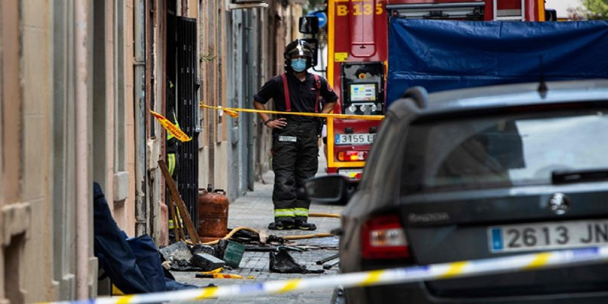 Barcelona: Three Pakistani nationals dire in fire incident