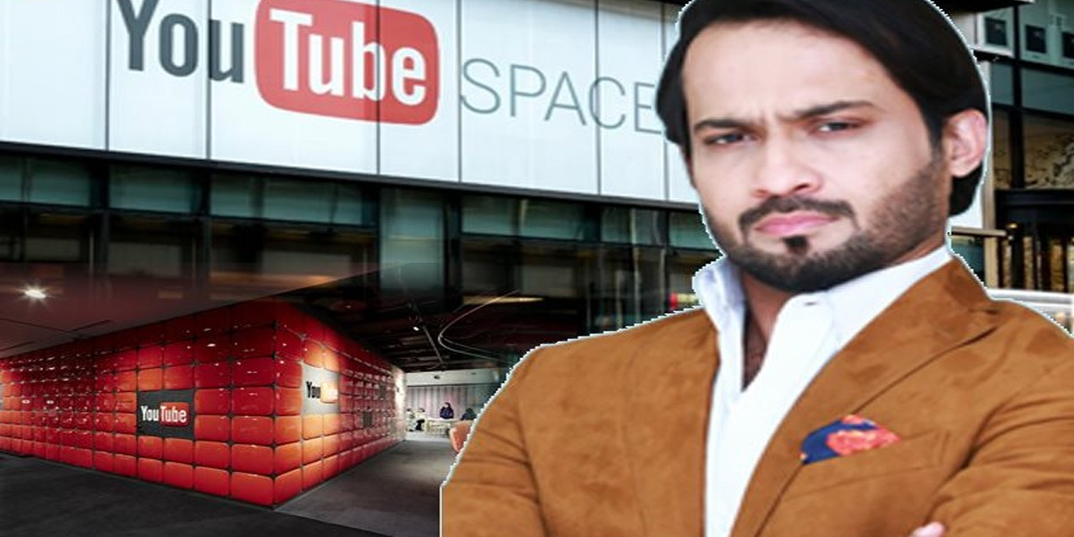 '#WeWantYouTubeOfficeInPAK' Waqar Zaka offers land from his property to team YouTube