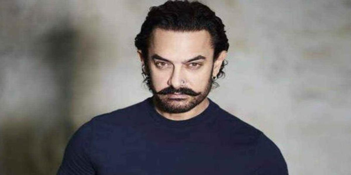 Aamir Khan spit
