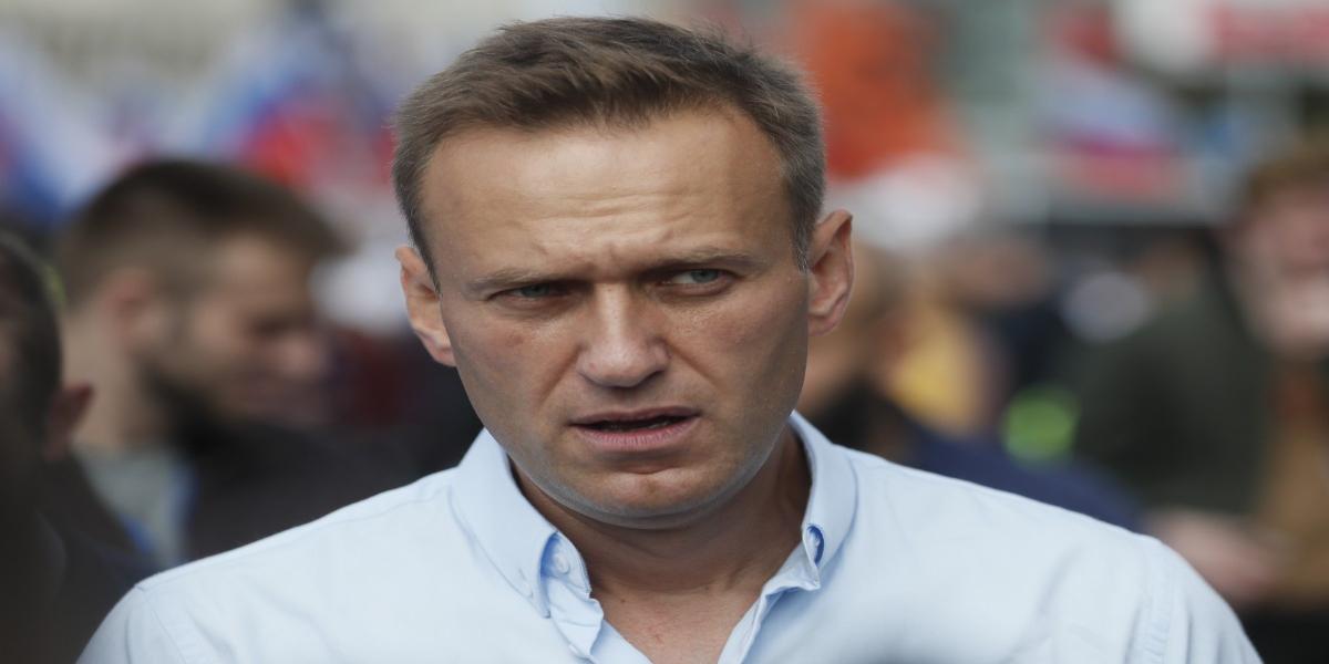 Alexei Navalny: Kremlin denies accusations against Vladimir Putin