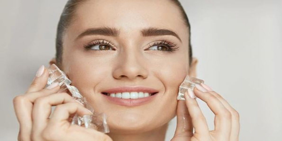 Benefits of skin icing