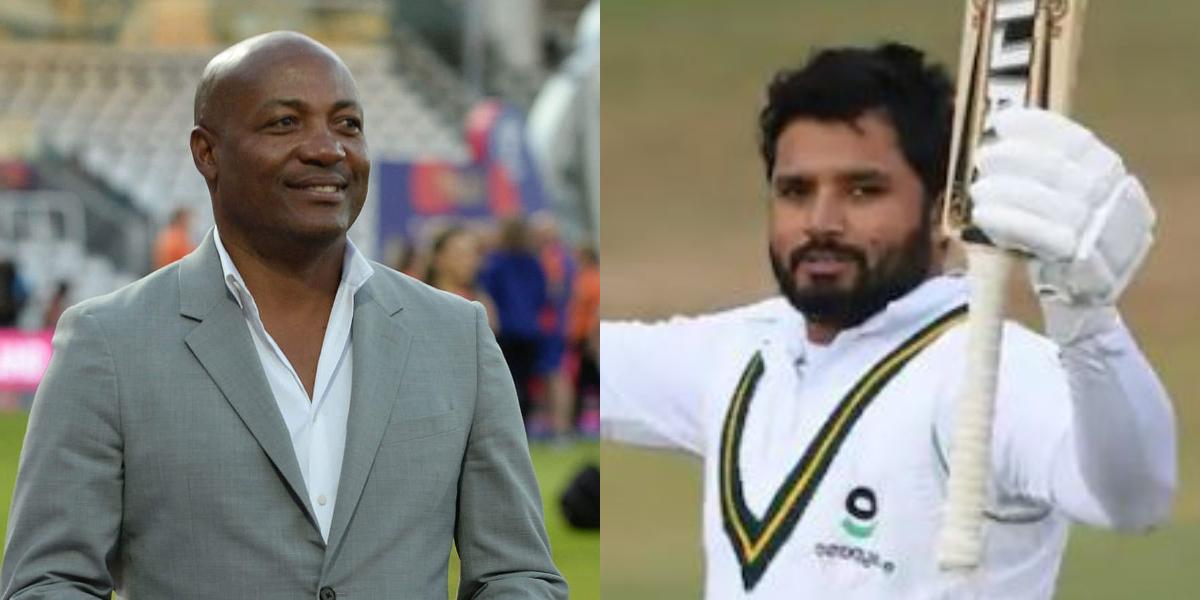 Brian Lara praises Azhar Ali for playing match-saving inning