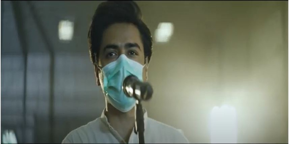 Happy Independence Day! Shehzad Roy sings national anthem while wearing a face mask