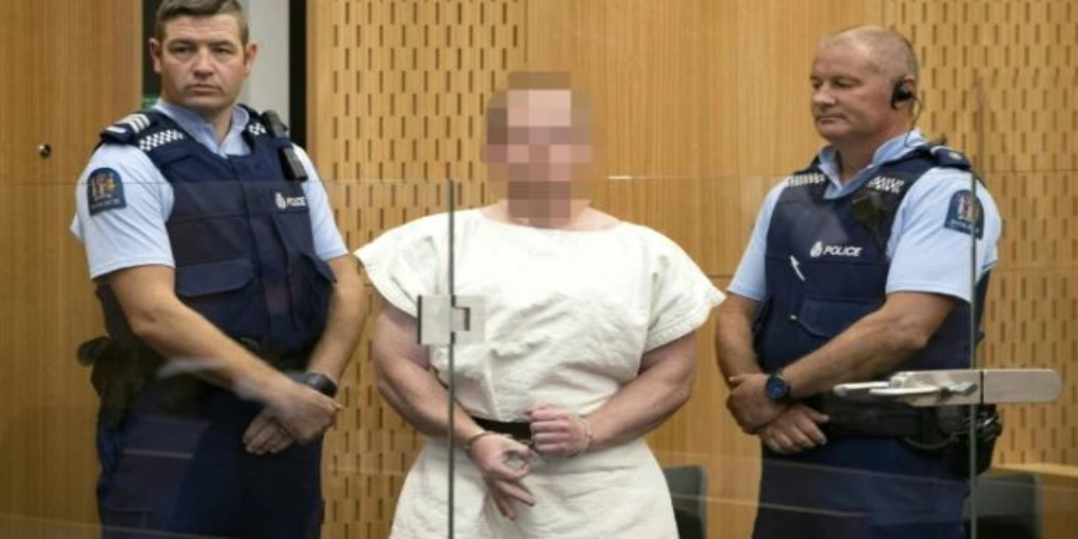 Brenton Tarrant Christchurch massacre