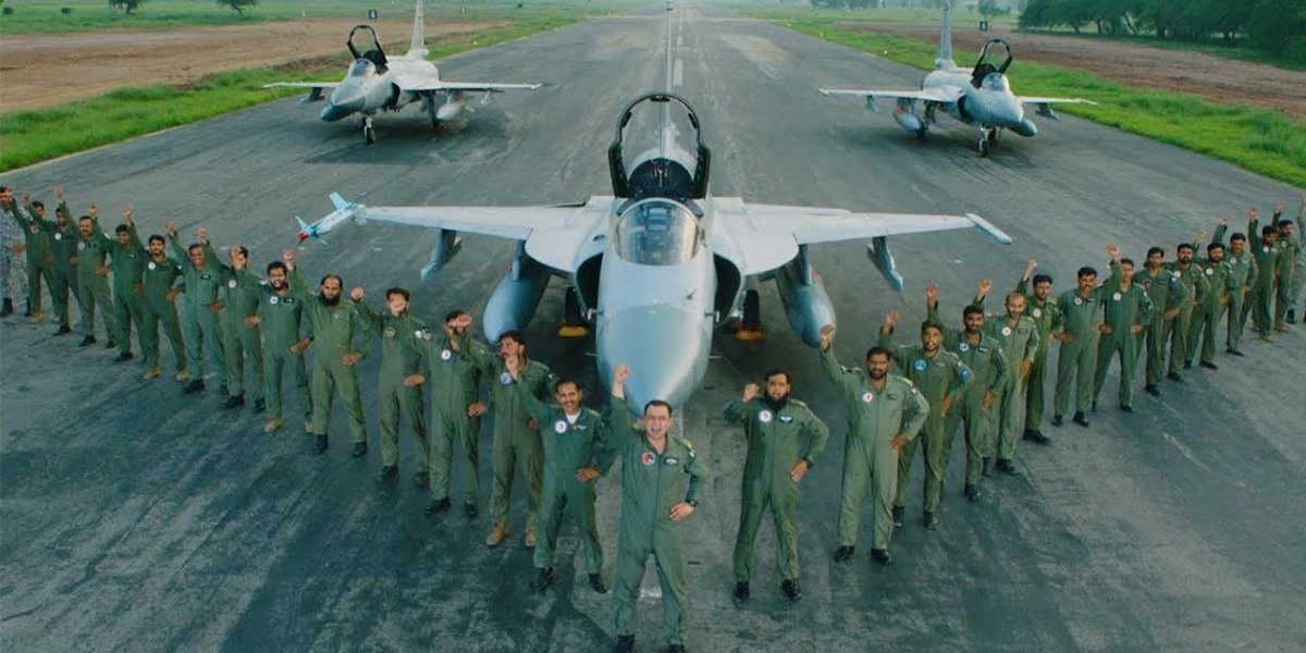 Pakistan Air Force national anthem