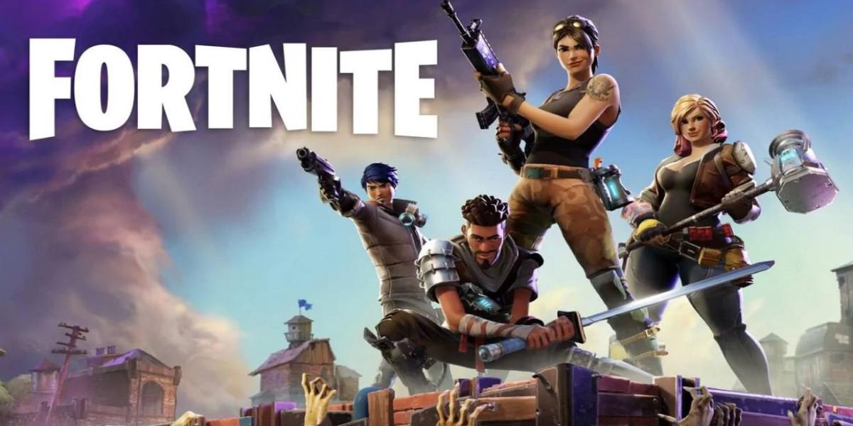 Apple Fortnite Games