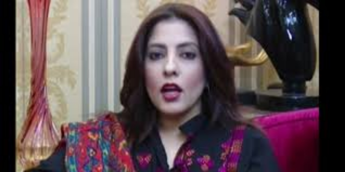 Palwasha Khan terms tree planting campaign as another incident of looting