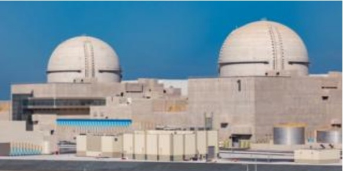 First nuclear plant in Arab world became operational in UAE