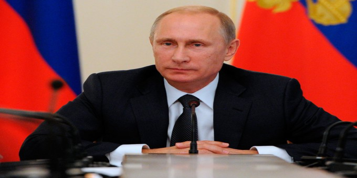 Russian President send congratulatory message on Independence Day