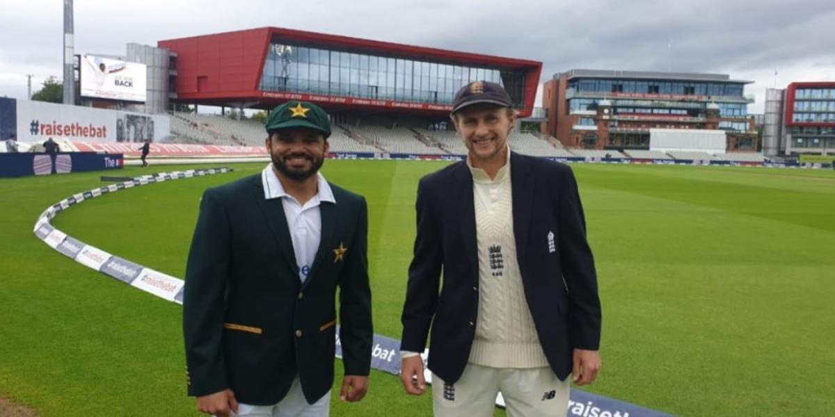Pakistan vs England test series