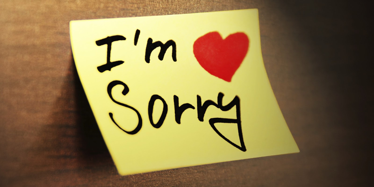 zodiac signs can't say sorry easily