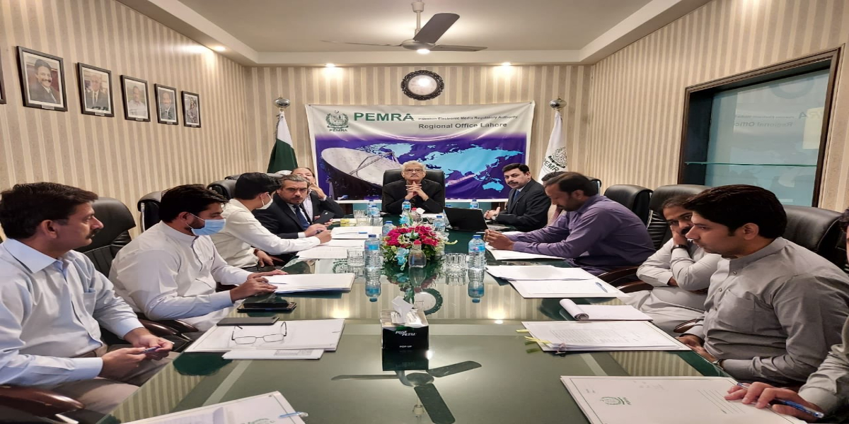 Chairman PEMRA directs action against broadcasting immoral content, Indian channels