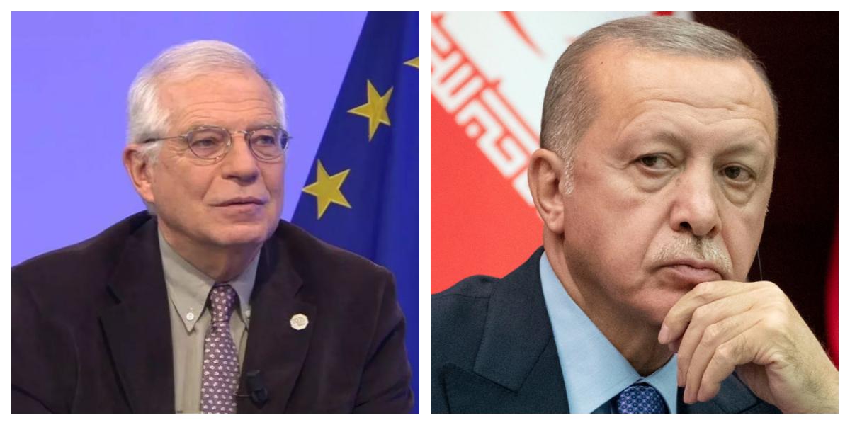 Eastern Mediterranean crisis: EU threatens sanctions on Turkey