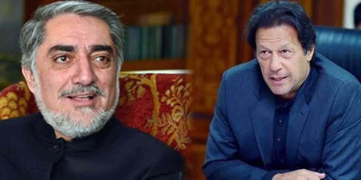 PM invites Dr Abdullah Abdullah to visit Pakistan