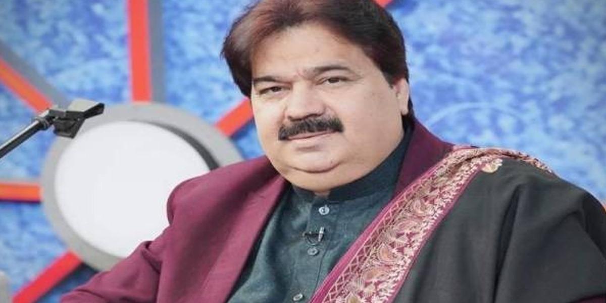 Famous Saraiki folk singer Shafaullah Khan Rokhri passes away