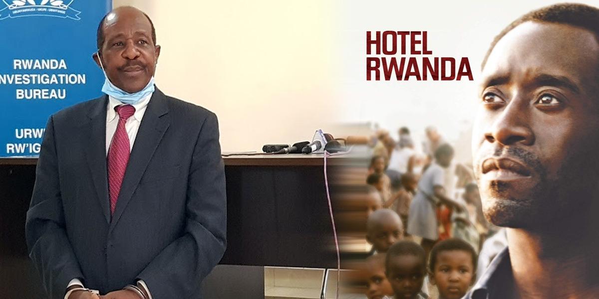 Hotel Rwanda hero Paul Rusesabagina arrested on terrorism charges