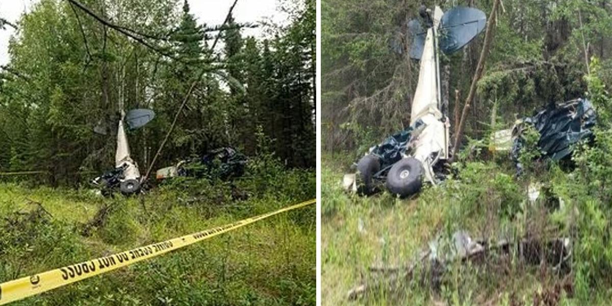 Two planes collide in Alaska, killing 7 including US Law maker