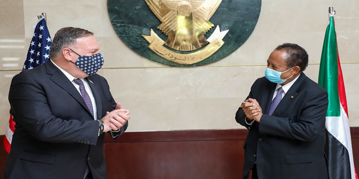 Govt has no mandate to normalize ties with Israel, Sudan PM tells US