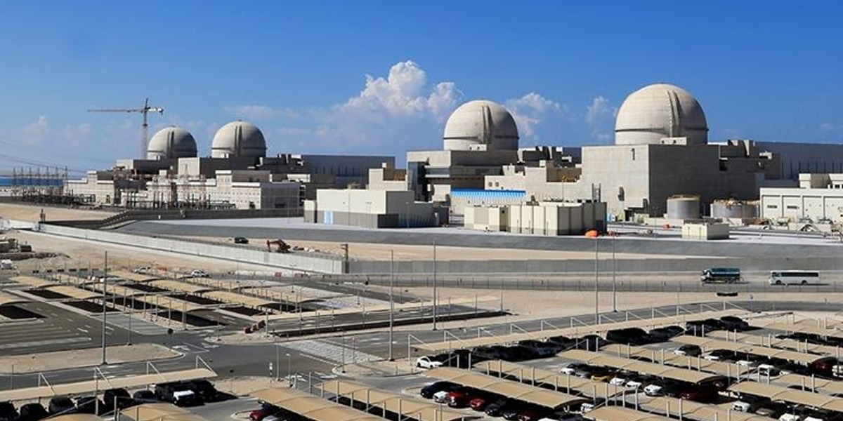 UAE: Arab world's first nuclear power Barakah plant launched