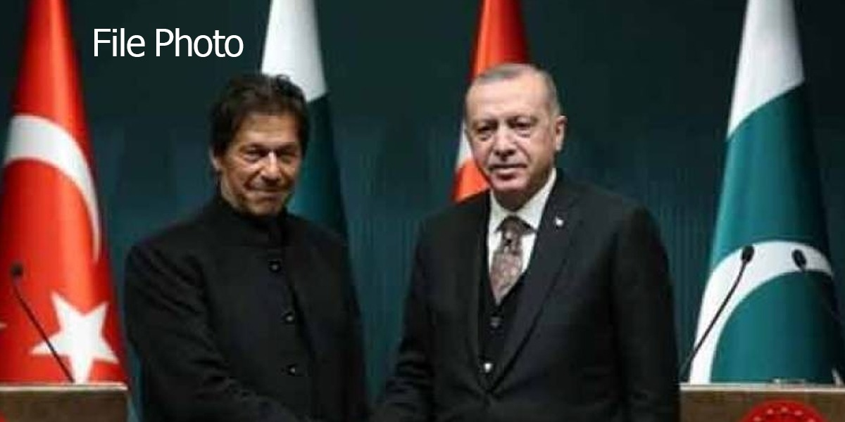Turkish President, PM Imran discuss important issues including Kashmir