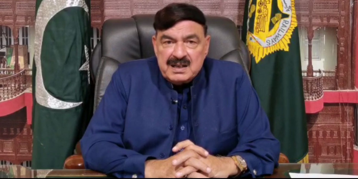 Rawalpindi: Rangers Called In After Protestors Surround Sheikh Rashid's Lal Haveli