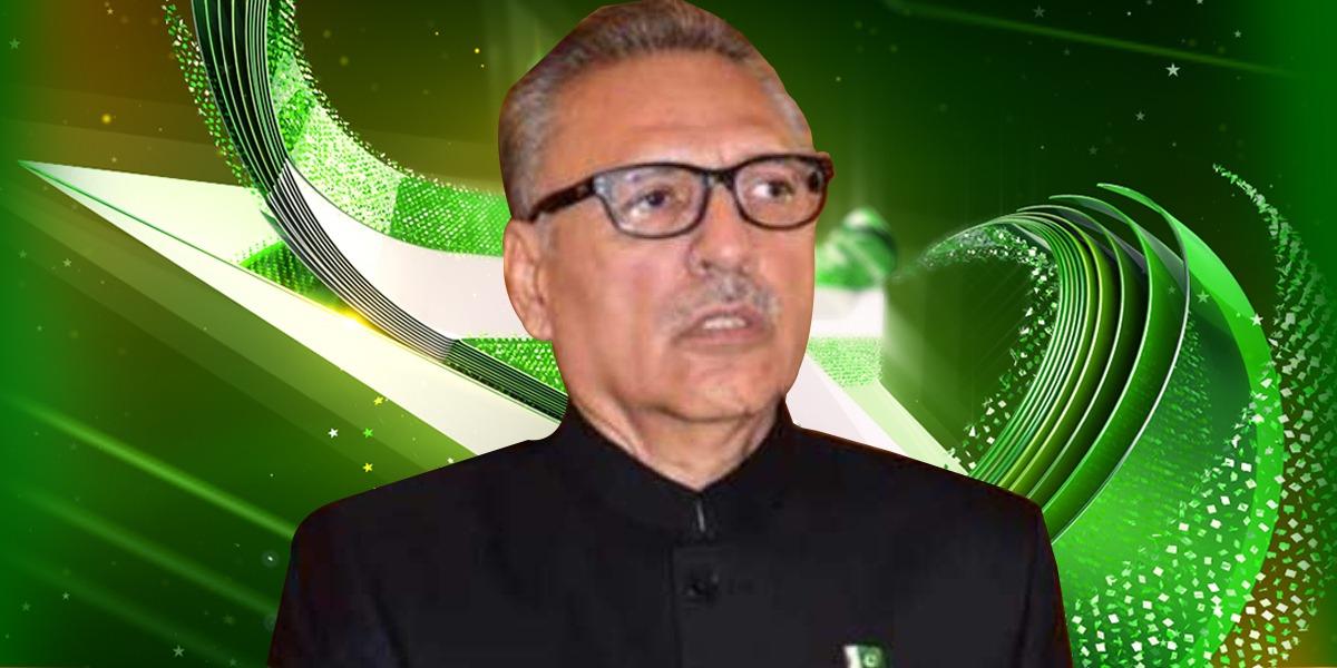 President Arif Alvi coronavirus