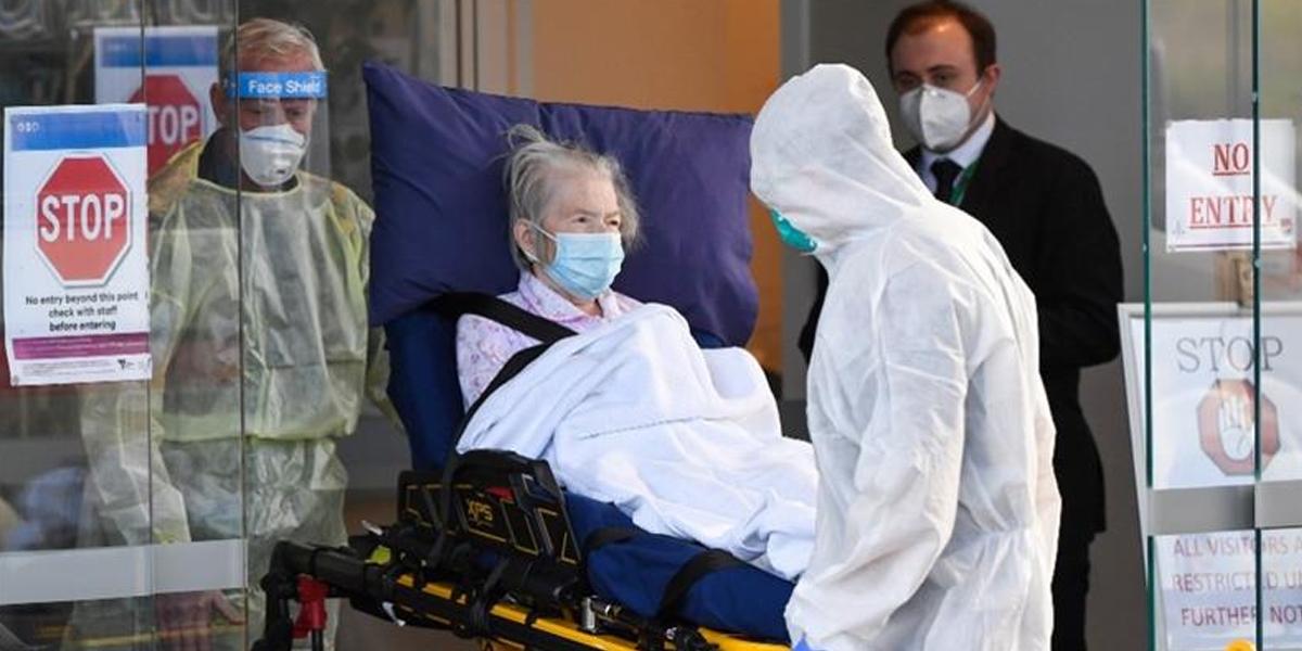 Global coronavirus infections surpass 30 million