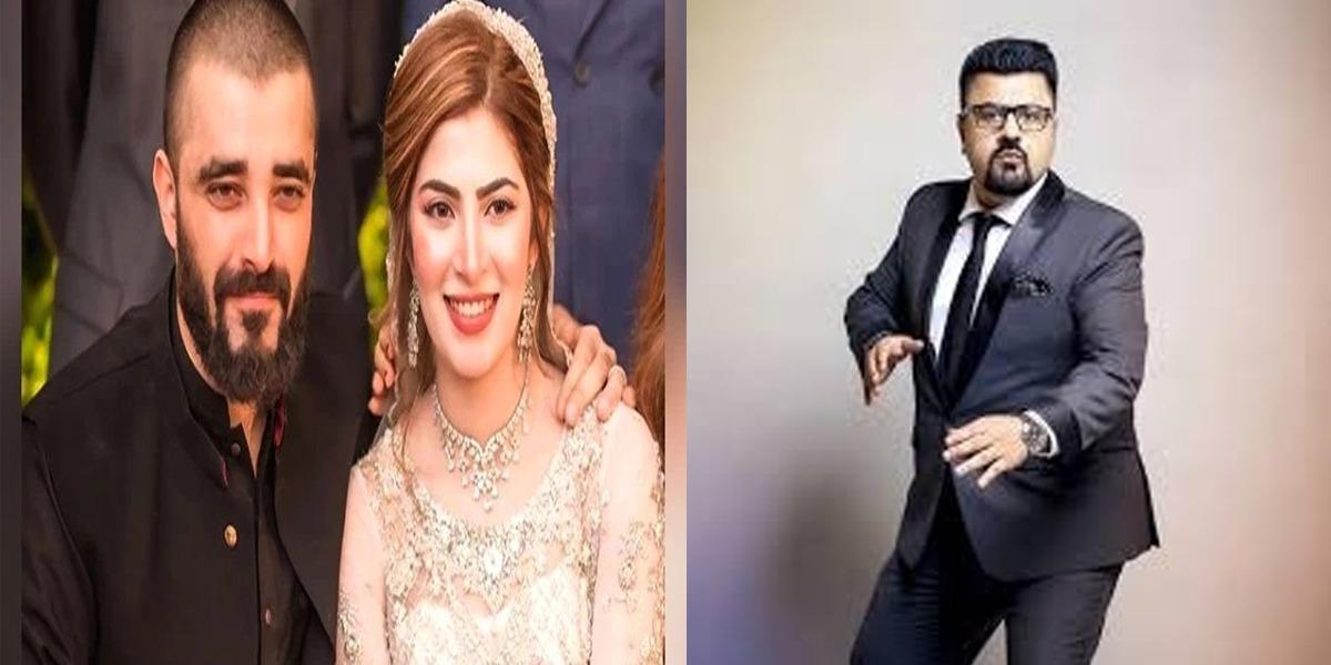 Ahmed Ali Butt gives parenting tips to Hamza Ali Abbasi & Naimal Khawar