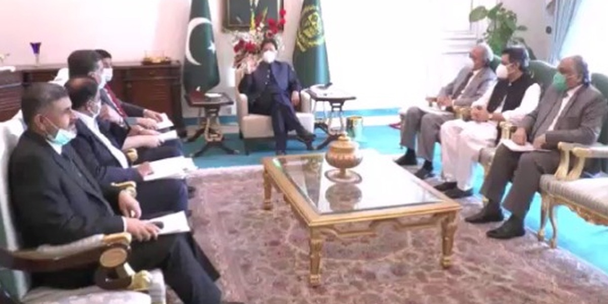 Improving internet services is in interest of the country: Prime Minister