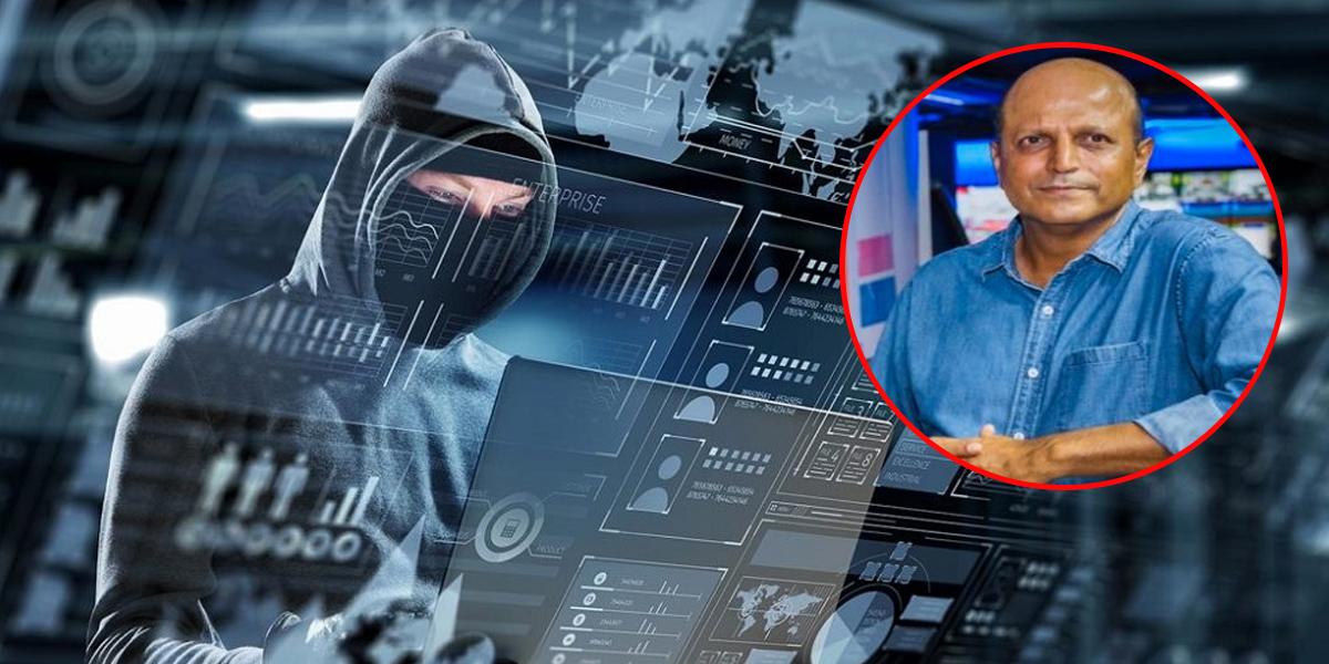 Geo's Azhar Abbas leading a cyber-crime team