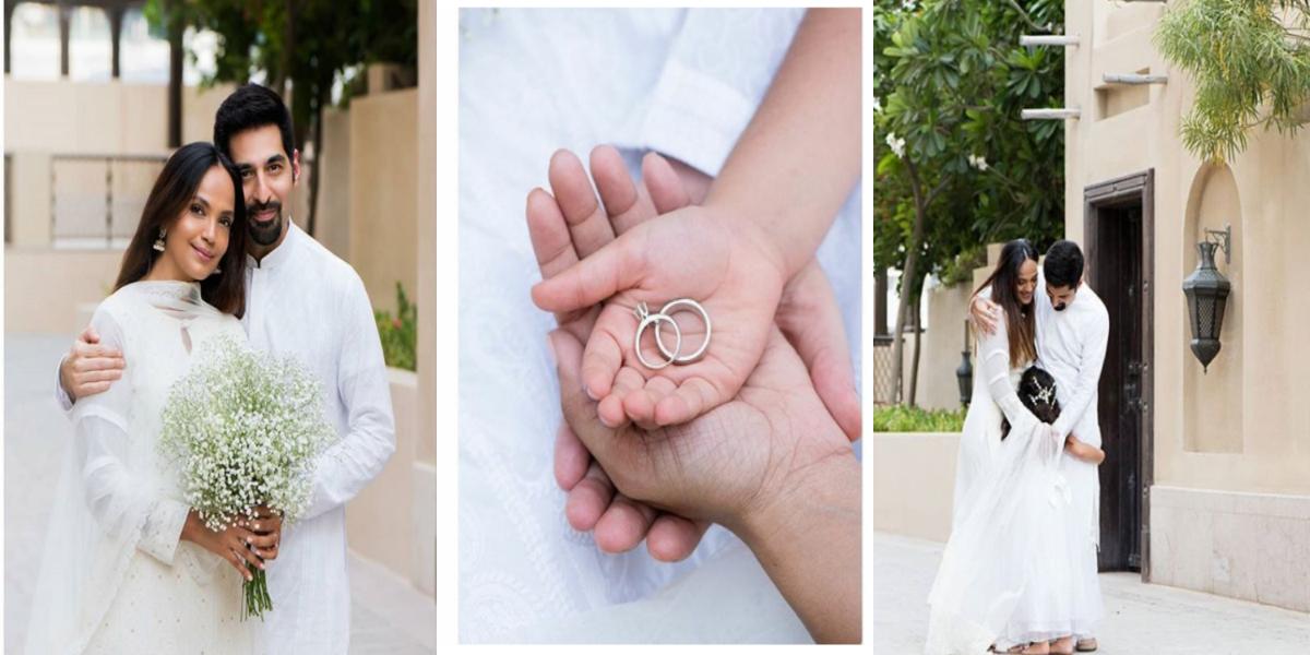 Aamina Sheikh ties the knot, shares adorable family photos