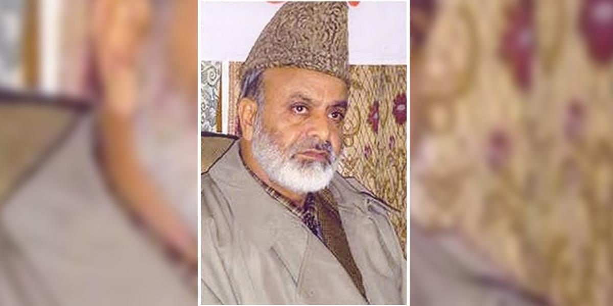 12th day of martyrdom of senior Hurriyat leader Sheikh Abdul Aziz