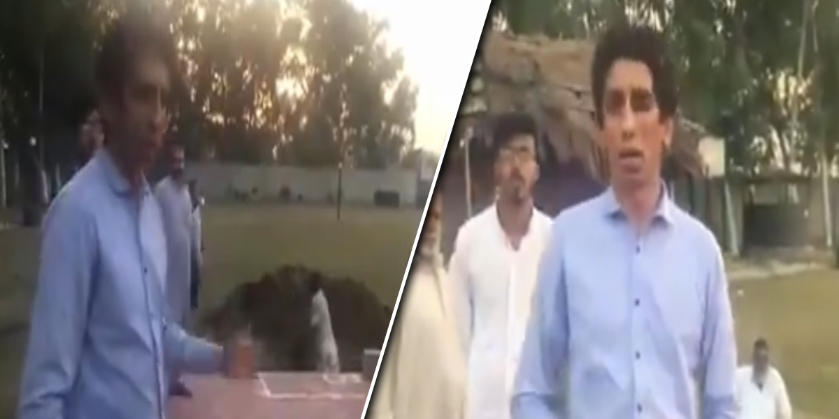 GEO News under hot waters for discussing Kulsoom Nawaz grave