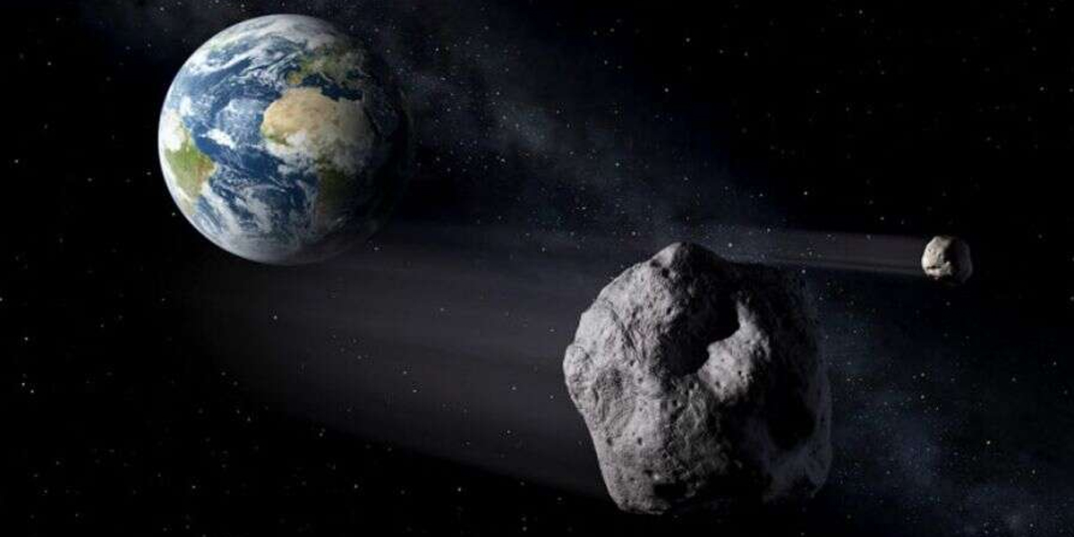 NASA Announces an SUV Sized Asteroid Passes by Earth