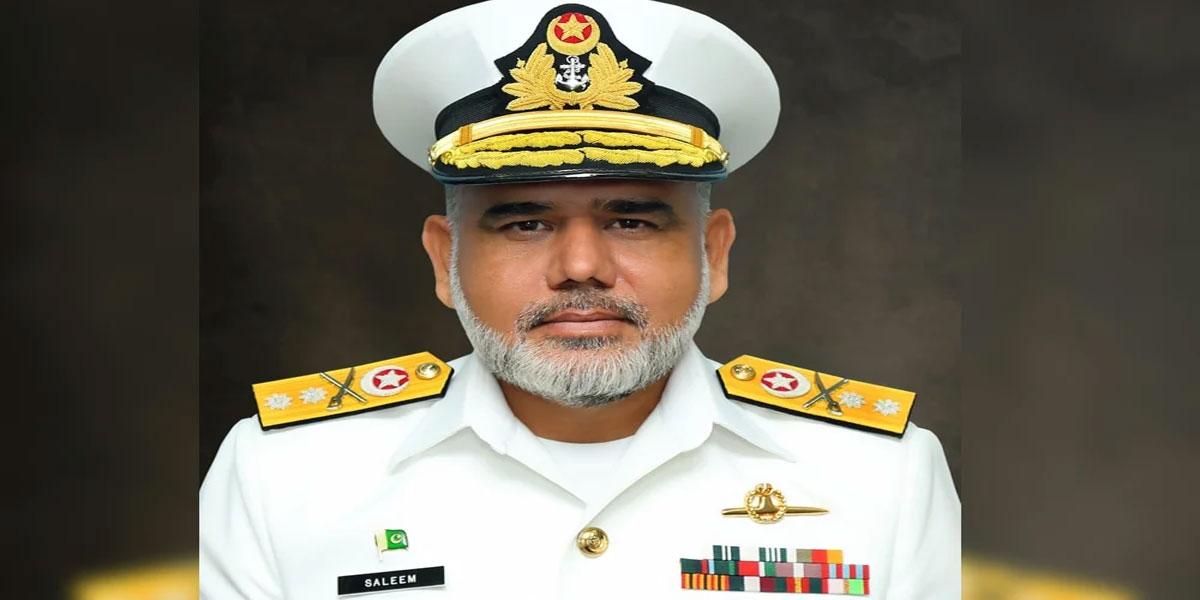 Commodore Muhammad Saleem