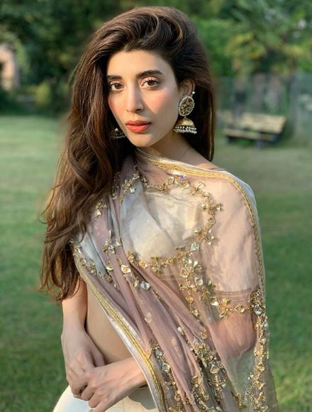 Urwa Hocane under hot water for her latest pictures