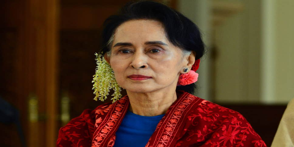 EP removes Aung San Suu Kyi from Sakharov Prize community