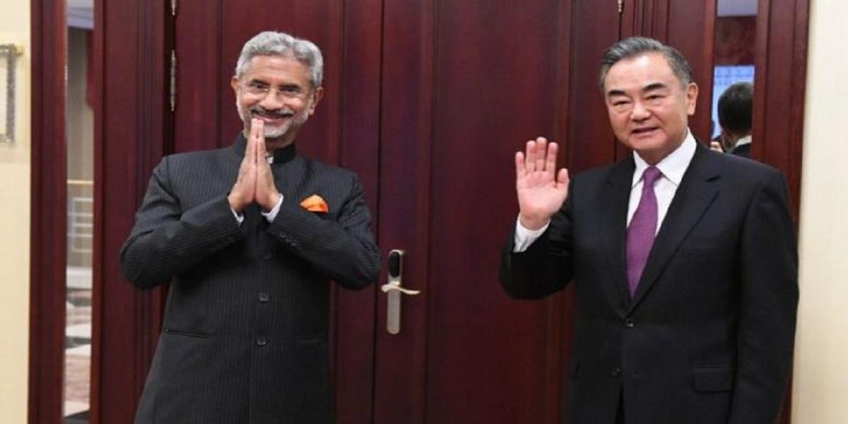 India and China standoff