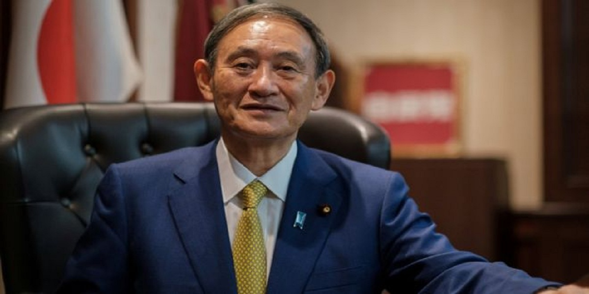 Japan elects Yoshihide Suga as the new Prime Minister