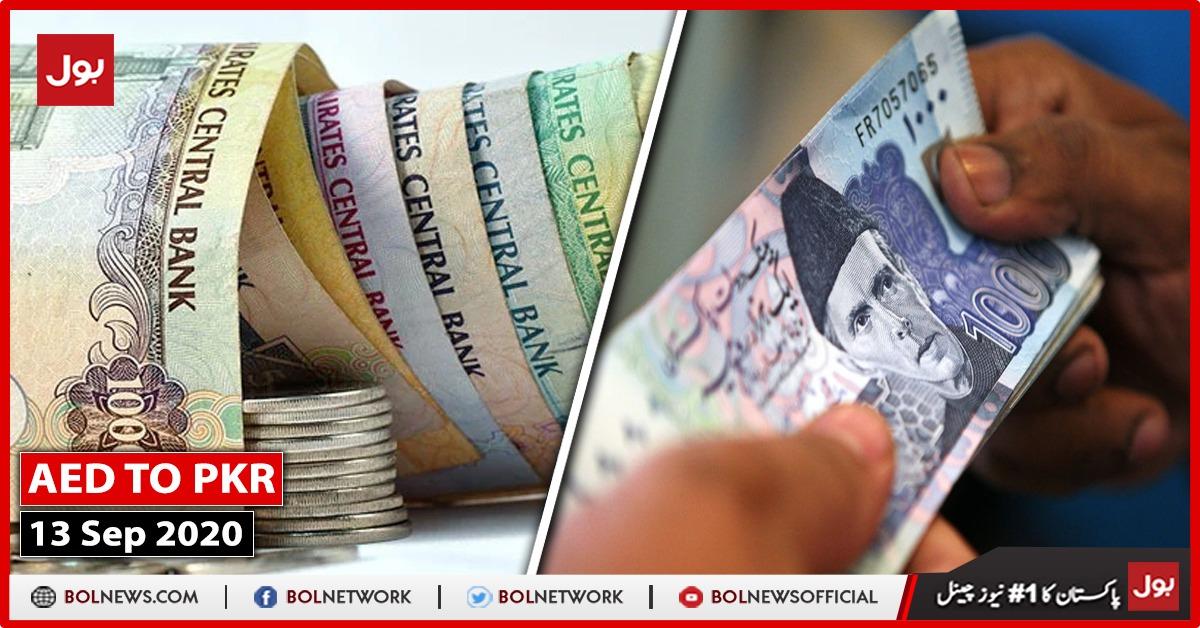 Dirham to PKR (AED TO PKR) Open Market Rate