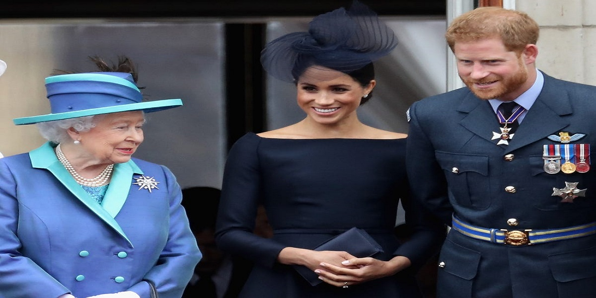 Prince Harry and Meghan Markle say Queen could change 'Megxit' deal in next six months