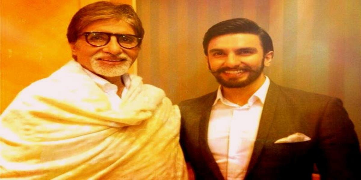 Kaun Banega Crorepati: Ranveer Singh extends love for Amitabh Bachchan