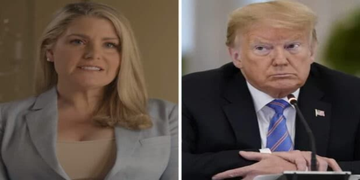 Amy Dorris sexually assaulted by Trump