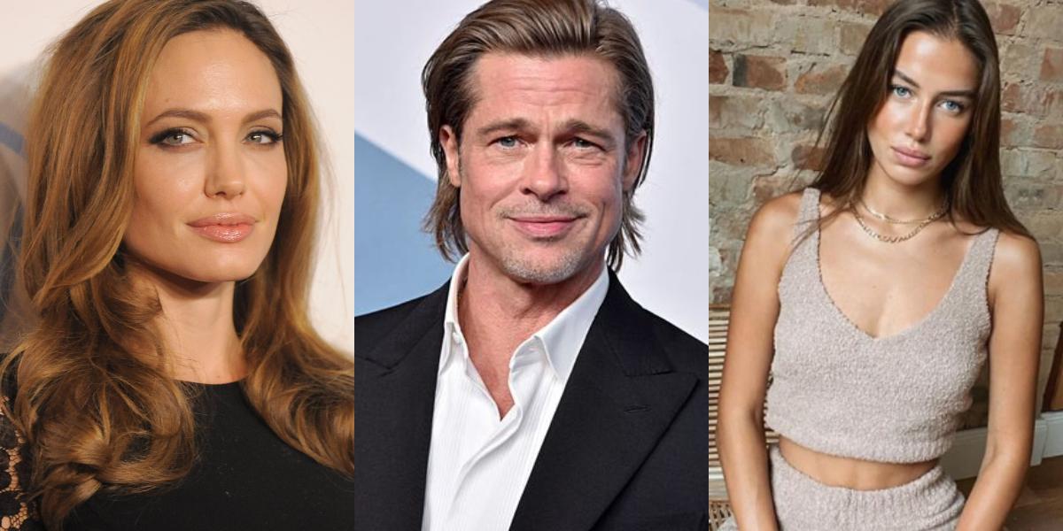 Brad Pitt's new relationship