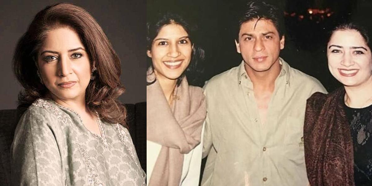 Atiqa Odho Shah Rukh Khan