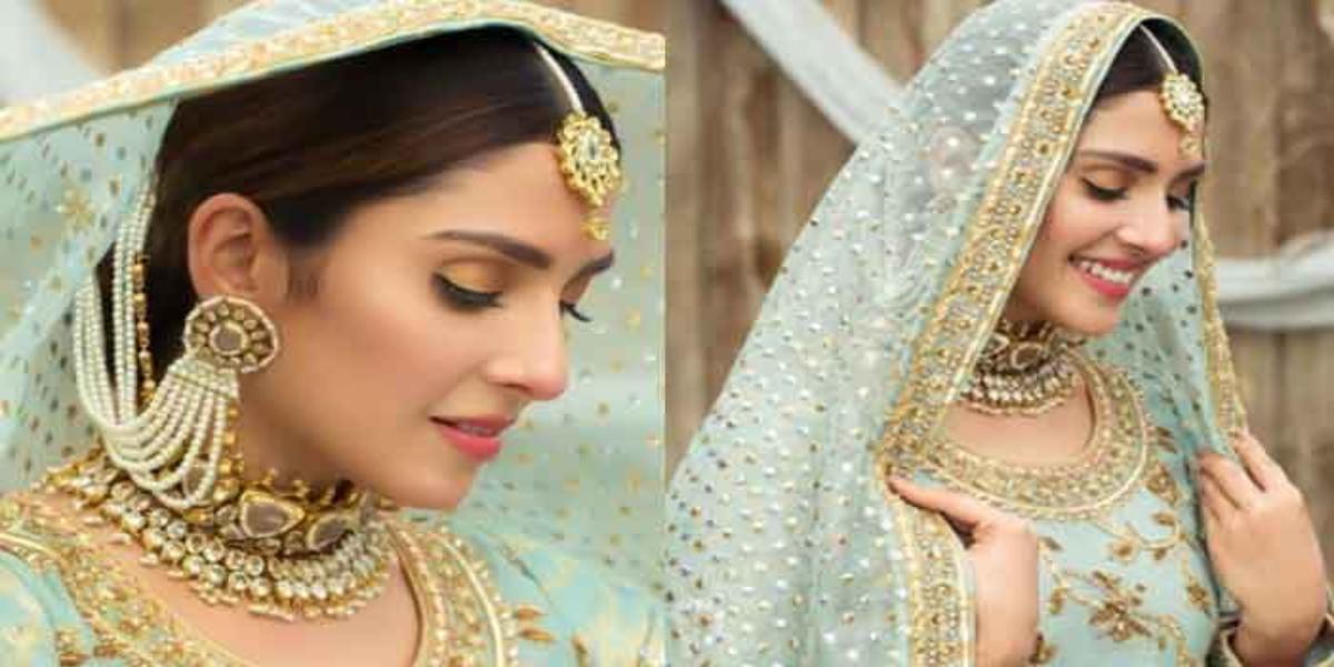 Ayeza Khan bridal