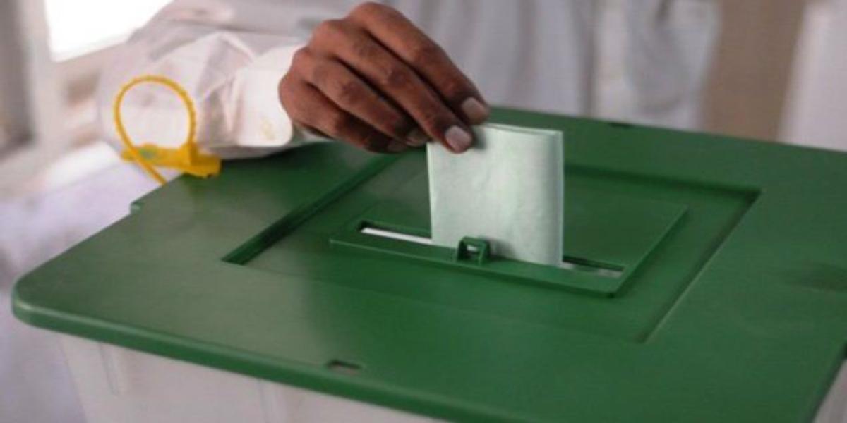 Balochistan polling