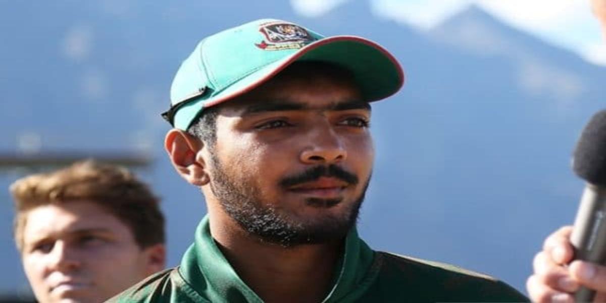 Bangladesh Saif Hasan