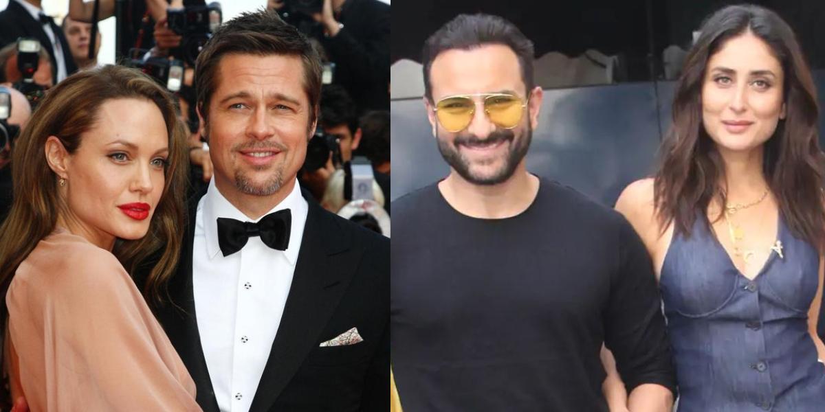 Brad Pitt Saif Ali Khan Kareena Kapoor