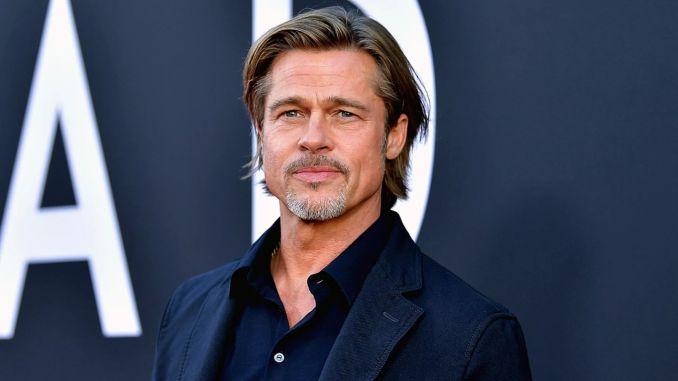 Brad Pitt new business